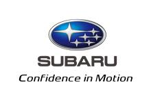 Logo Subaru Confidence in Motion